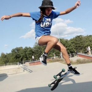 New skateboarding images